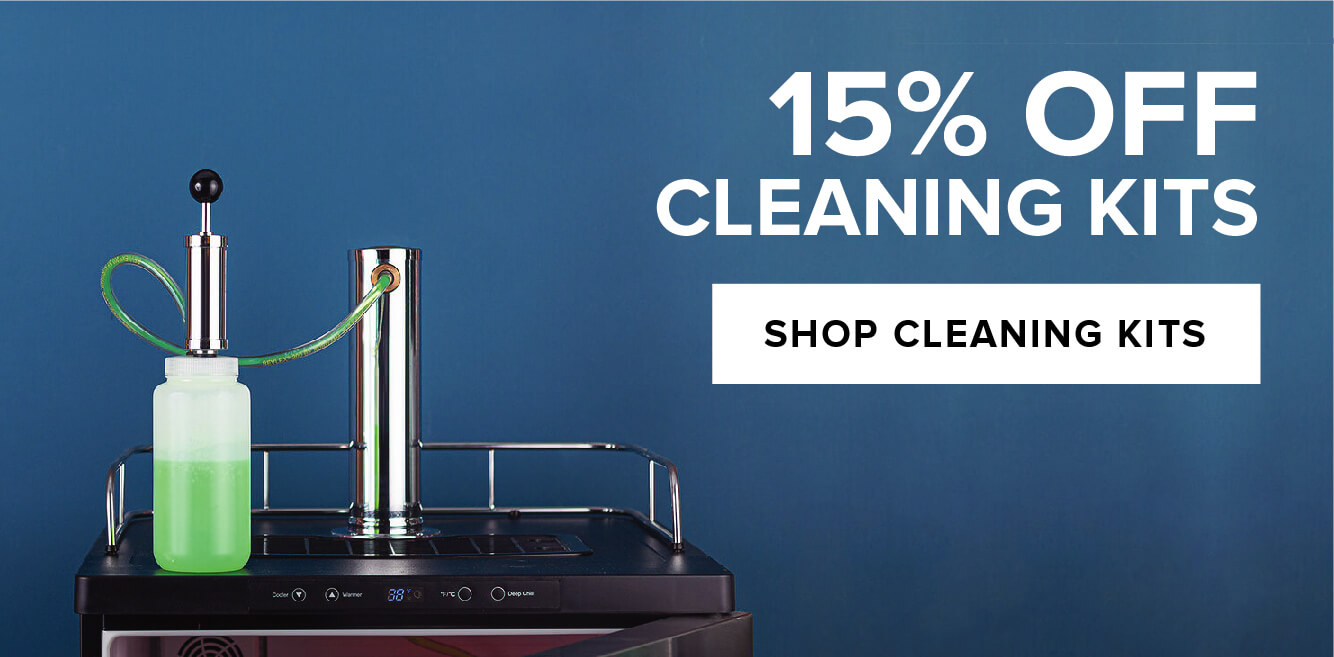 15% Off Beer Line Cleaning